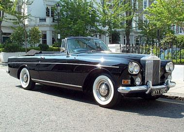 Lot 43-1965 Rolls-Royce Silver Cloud III Drophead Coupe