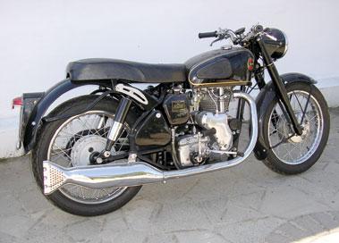 Lot 47-1961 Velocette Venom