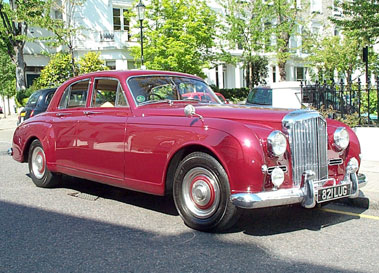 Lot 47-1958 Bentley S Series Continental Sports Saloon