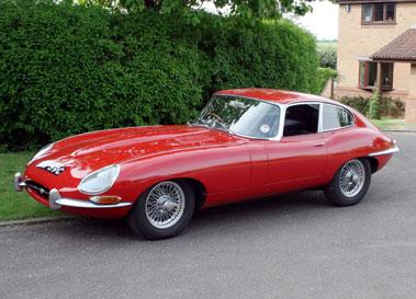 Lot 49-1965 Jaguar E-Type 4.2 Coupe