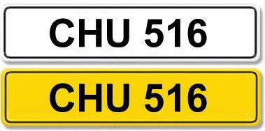 Lot 2-Registration Number CHU 516