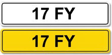 Lot 6-Registration Number 17 FY