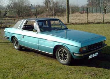 Lot 57-1977 Bristol 412
