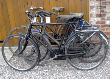 Lot 8-Royal Enfield Roadster Plus Others