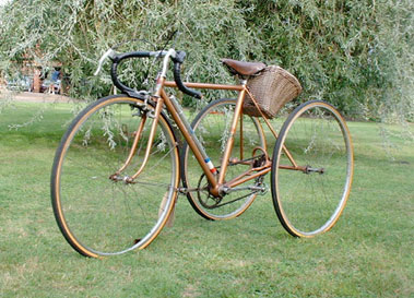 Lot 14-Higgins Ultralite Tricycle