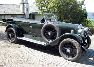 Lot 59-1928 Lagonda 14/60 Semi-Sports Tourer