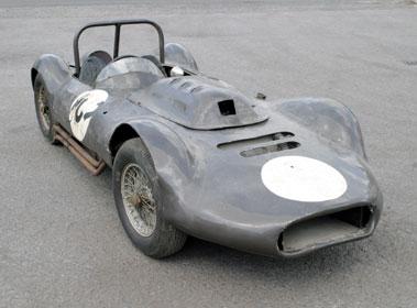 Lot 76-1955/57 Lister Sports Racer