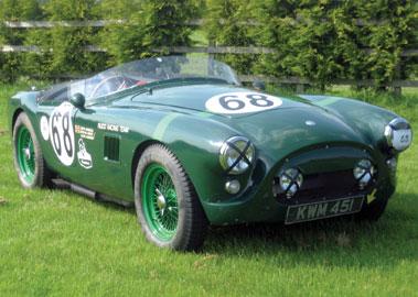 Lot 19-1955 AC Ace