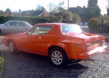 Lot 56-1977 Triumph TR7