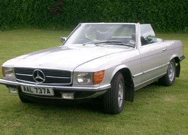 Lot 62-1979 Mercedes-Benz 450 SL