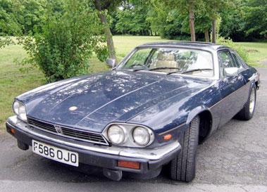Lot 44-1988 Jaguar XJ-S 5.3