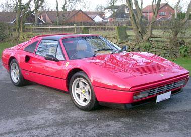 Lot 35-1987 Ferrari 328 GTS