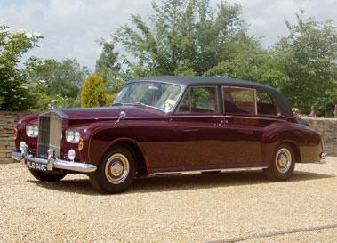 Lot 64-1965 Rolls-Royce Phantom V Limousine