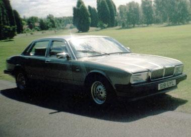 Lot 1-1989 Jaguar Sovereign 4.0