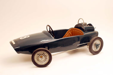 Lot 205-Jim Clark/Lotus V8 Pedal Car