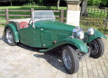 Lot 75-1947 HRG 1100