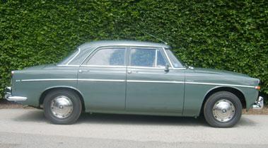 Lot 13-1966 Rover P5 3 Litre MK III Saloon