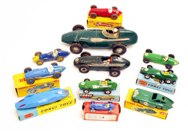 Lot 223-Quantity of Corgi, Dinky & Matchbox Models