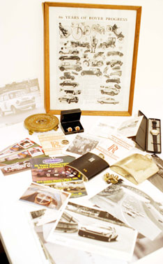 Lot 225-Assorted Automobilia