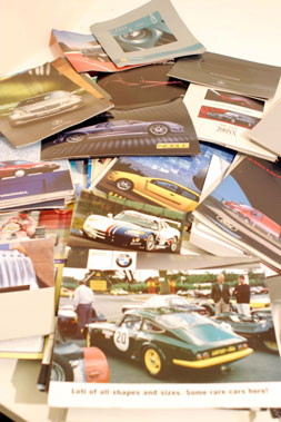 Lot 126-Large Quantity of Assorted Sales Brochures