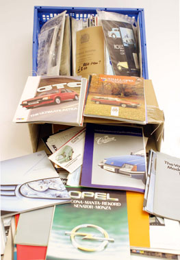 Lot 131-Assorted Paperwork