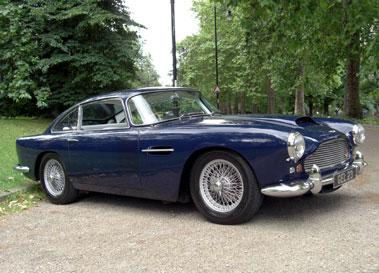 Lot 42-1961 Aston Martin DB4