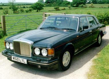 Lot 9-1994 Bentley Brooklands