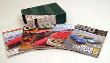 Lot 135-Large Quantity of Unbound Magazines