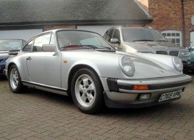 Lot 5-1986 Porsche 911 Carrera