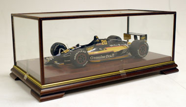 Lot 210-Alfa Romeo Indy Car Hand-Built Model