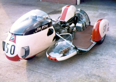 Lot 14-BMW Sidecar Outfit
