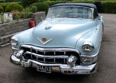 Lot 13-1953 Cadillac Series 62 Convertible