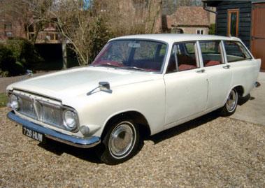 Lot 15-1964 Ford Zephyr 6 MKIII Estate