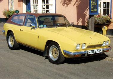 Lot 16-1974 Reliant Scimitar GTE SE5A