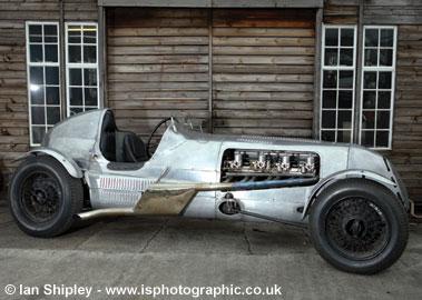 Lot 27-1939 Alvis Cadillac V16 Special