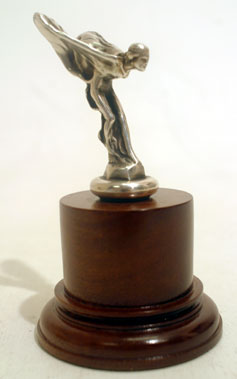 Lot 211-Rolls-Royce Retirement Award