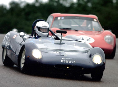 Lot 39-1963 Lotus 23B Sports Racer