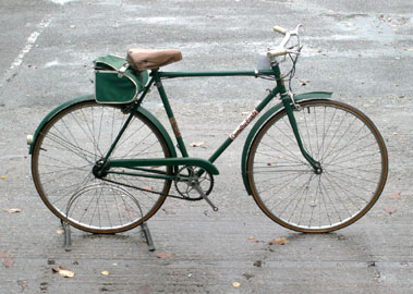 Lot 12-Coventry Eagle Tourer
