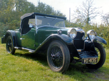 Lot 53-1932 Riley Gamecock