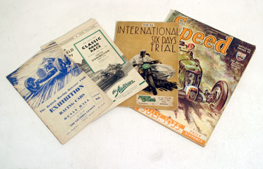 Lot 102-Assorted Literature