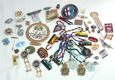 Lot 237-A Collection of Member's Badges