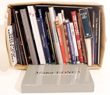 Lot 152-Assorted Literature