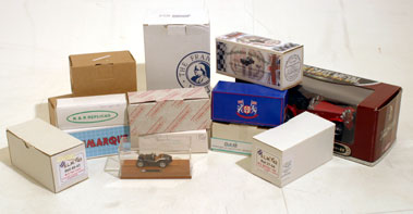 Lot 229-Large Collection of MG Models