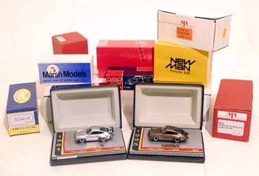 Lot 232-Quantity of Porsche Models