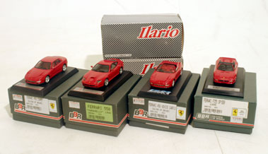 Lot 234-Quantity of Ferrari Models