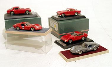 Lot 238-Quantity of Ferrari Models