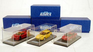 Lot 239-Quantity of BBR Ferrari Models