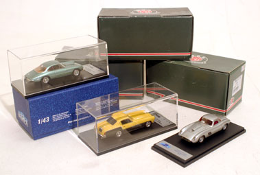 Lot 240-Quantity of BBR Ferrari Models