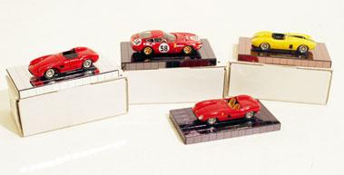Lot 241-Quantity of Ferrari Models