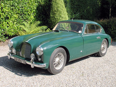 Lot 17-1954 Aston Martin DB2/4 Saloon